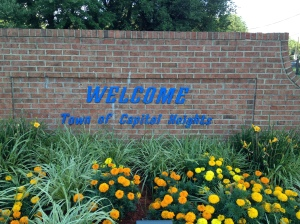 Capitol Heights Welcome